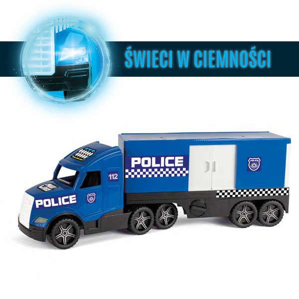Magic Truck ACTION - Policja