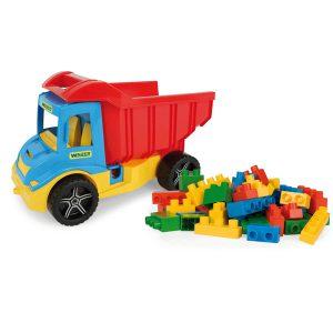 Multi Truck wywrotka z klockami