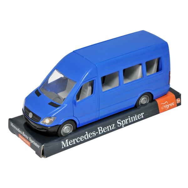 Mercedes-Benz Sprinter osobowy niebieski