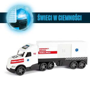 Magic Truck ACTION – Ambulans