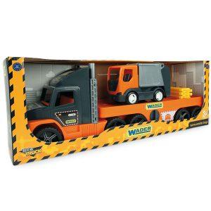 Super Tech Truck laweta ze śmieciarką