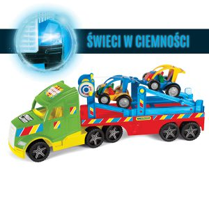 Magic Truck Basic pojazdy buggy