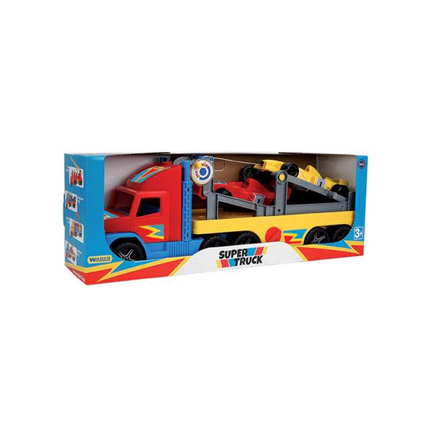 Super Truck z formułą 1
