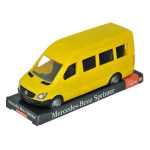 Mercedes-Benz Sprinter osobowy żółty