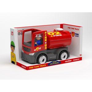 Multigo Fire cysterna ze strażakiem