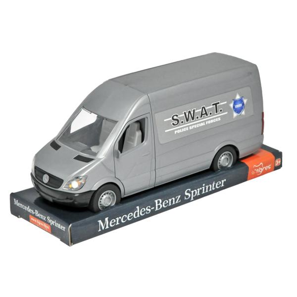Mercedes-Benz Sprinter ciężarówka szara
