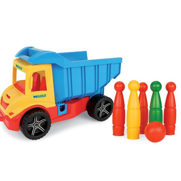 Multi Truck wywrotka z kręglami
