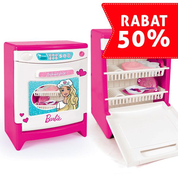 Barbie zmywarka z dźwiękiem