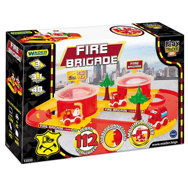 Play Tracks City straż pożarna