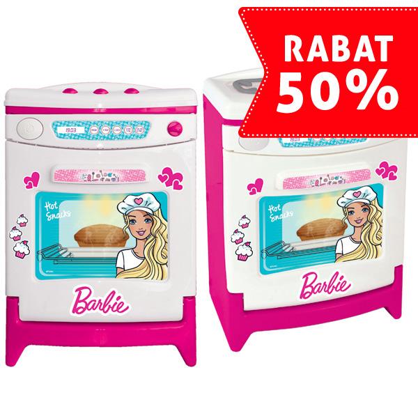 Barbie piekarnik z dźwiękiem