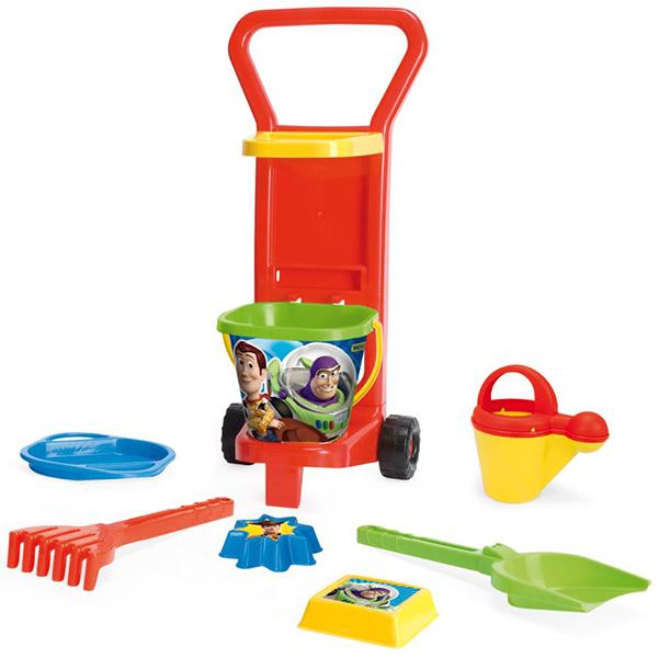Wózek z kpl. Letnim - Toy Story