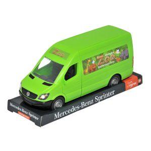 Mercedes-Benz Sprinter ciężarówka zielona