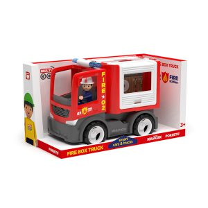 Multigo Fire multibox ze strażakiem