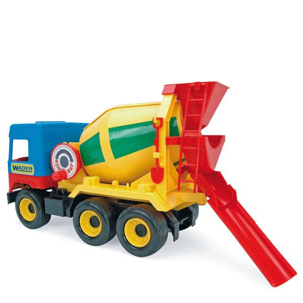 Middle Truck betoniarka