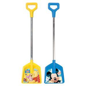 Winnie the Pooh/Mickey Mouse łopata długa z IML