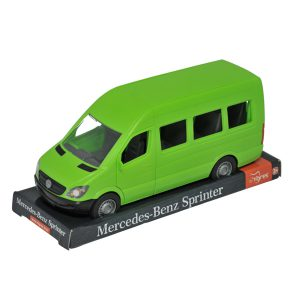 Mercedes-Benz Sprinter osobowy zielony