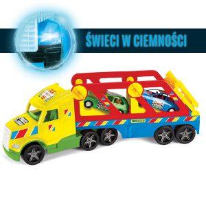Magic Truck Basic auta coupe