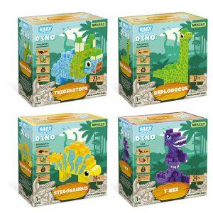 Baby Blocks Dino klocki