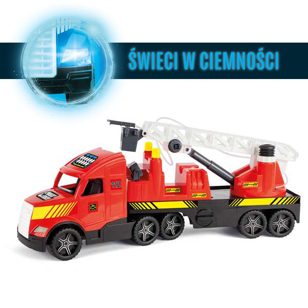 Magic Truck ACTION - Straż Pożarna