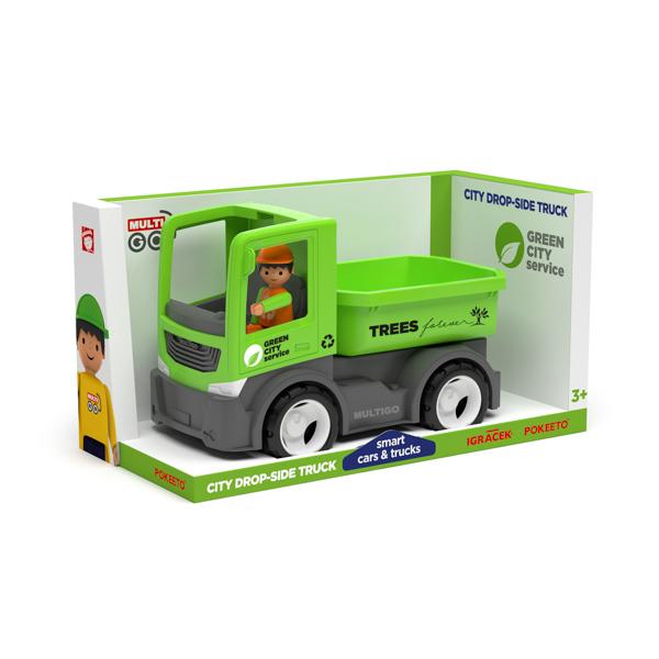 Multigo Single City ciężarówka z kierowcą