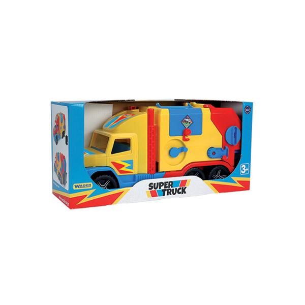 Super Truck krótka śmieciarka