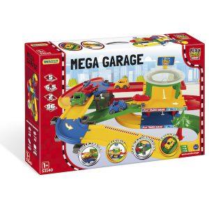 Play Tracks Garage  mega garaż z trasą