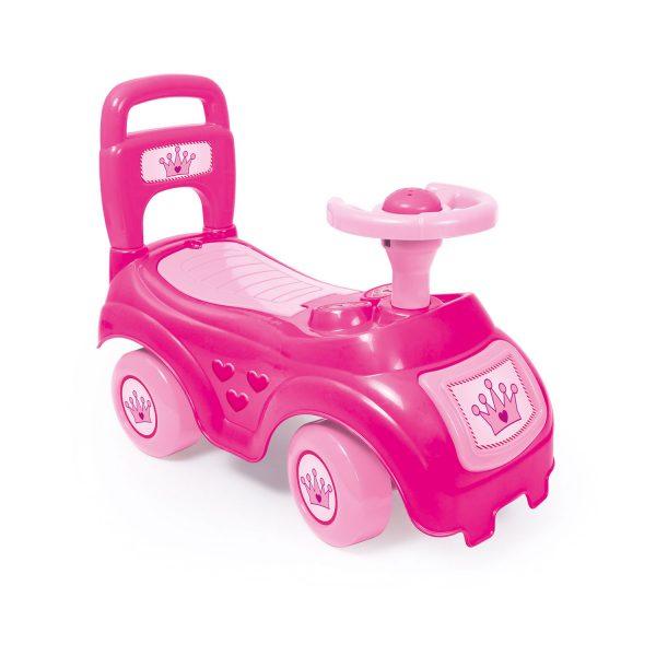 Jeździk różowy