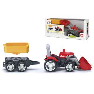 Igracek Multigo 1+2 traktor w eko kartonie