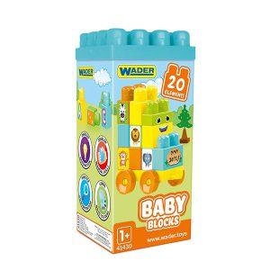 Klocki Baby Blocks 20 szt.