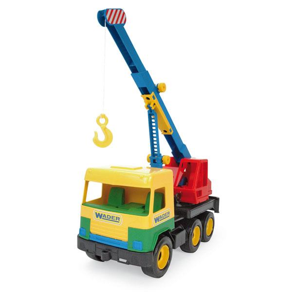 Middle Truck dźwig